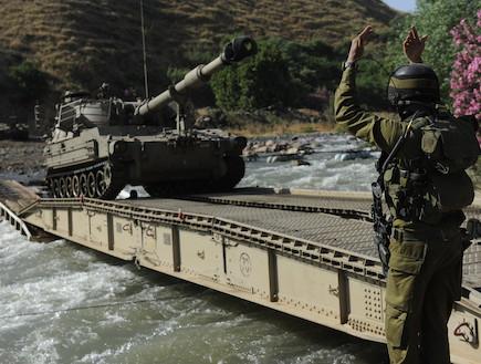 סיירת יעל (צילום: שי וגנר, באדיבות גרעיני החיילים)