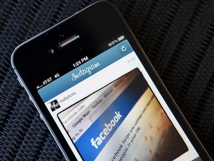 תמונות של פייסבוק באינסטגרם (צילום: Justin Sullivan, GettyImages IL)