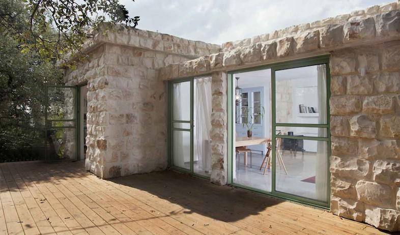 הבית בטבעון - חזית 2 (צילום: שרון קנה)