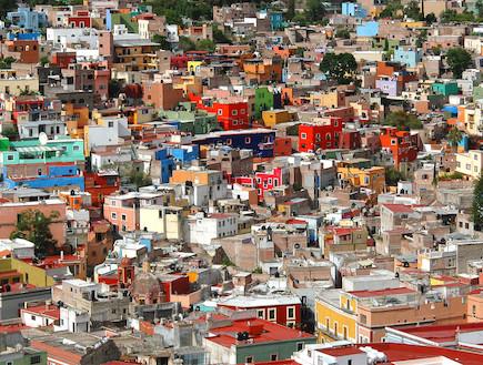 גואנגטו מלמעלה (צילום: אימג'בנק / Thinkstock)