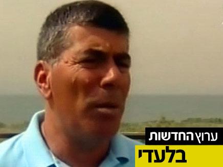 גבי אשכנזי מדבר, היום (צילום: חדשות 2)