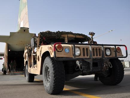 האמר מעופף (צילום: ביטאון חיל האוויר)