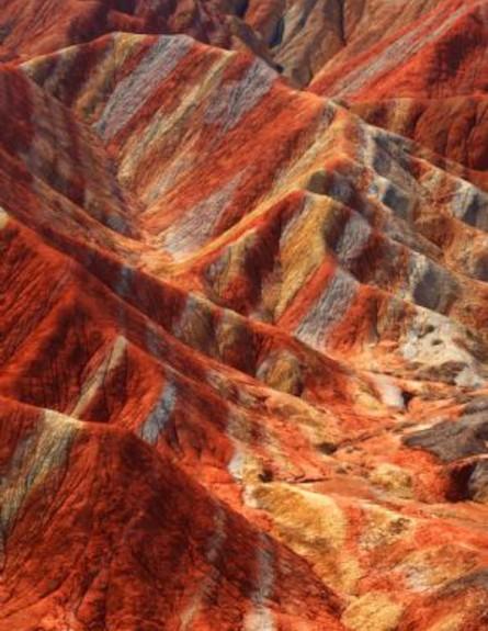 חולות צבעוניים בסין 3