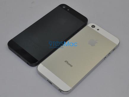 האם זו תמונה של אייפון 5? (צילום: 9to5mac.com)