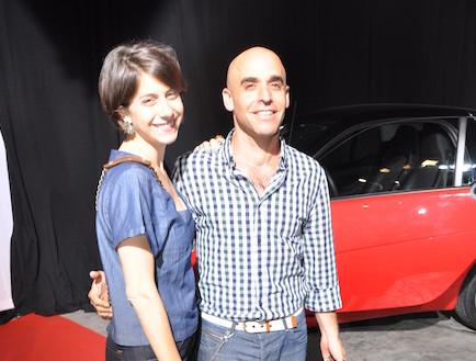אירוע טיים אאוט 2012 דפנה לוסטיג (צילום: צ'ינו פפראצי)