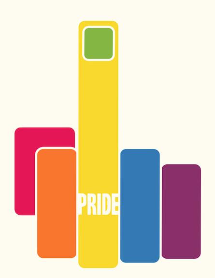 דגל הגאווה 2012 דגל_6-יערה_שקד (צילום: יערה שקד)