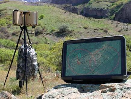 PocketRadar (צילום: Spotter RF)