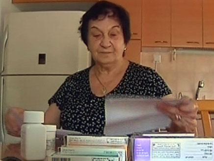 רחל איתן, נאבקת למען זכויותיה (צילום: חדשות 2)