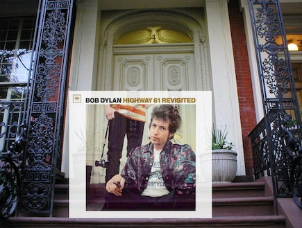 בוב דילן - Highway 61 Revisited (צילום: popspotsnyc.com)