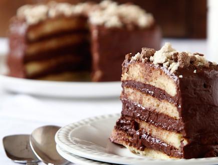 עוגת פנקייק (צילום: אפיק גבאי, תיק אוכל)