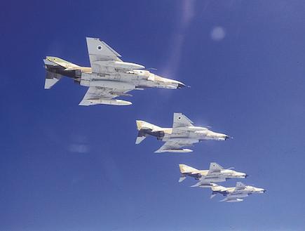 פאנטומים של חיל האוויר