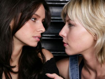 זוג נשים (צילום: אימג'בנק / Thinkstock)
