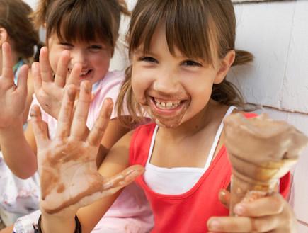 היום לפני גלידת שוקולד (צילום: אימג'בנק / Thinkstock)