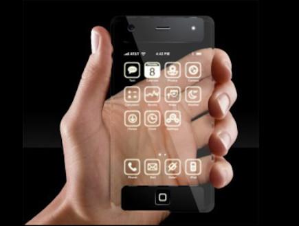 אייפון שקוף