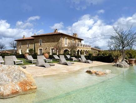 tuscany-borgosantopietro-1 (צילום: www.italianvillas.com)