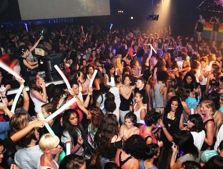 מסיבת נשים דנה וענת 2011 (צילום: עירא זליכה)