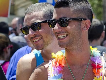מצעד הגאווה בתל אביב 2012 4 (צילום: שי בן נפתלי)