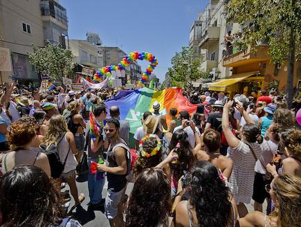 מצעד הגאווה בתל אביב 2012 7 (צילום: שי בן נפתלי)