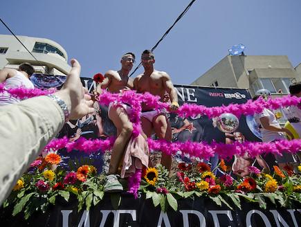 מצעד הגאווה בתל אביב 2012 15 (צילום: שי בן נפתלי)