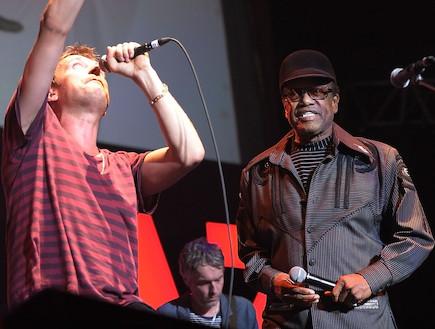 בובי וומאק, דיימון אלברן (צילום: Michael Loccisano, GettyImages IL)