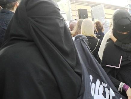אישה עם רעלה (צילום: אימג'בנק/GettyImages, getty images)