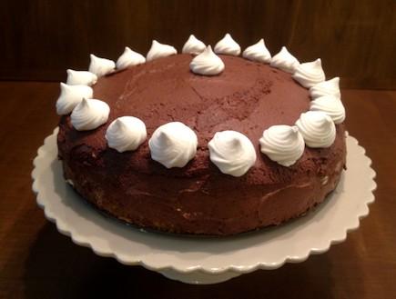 עוגת יומולדת (צילום: אסי עזר, אוכל טוב)