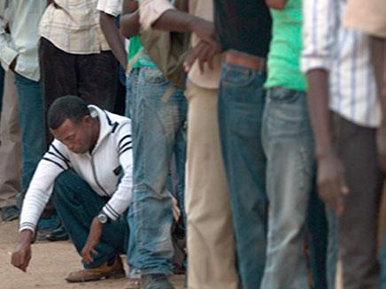 עוצרים את דרום הסודנים (öéìåí: חדשות 2)