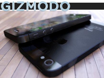 כיצד יראה האייפון 5? (צילום: GIZMODO.COM)