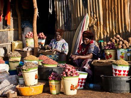 מדינה בתחילת דרכה. דרום סודן (צילום: רויטרס)