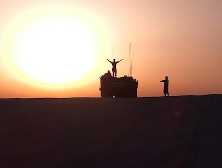 קורס מגדים בצאלים (צילום: תימור גנאם)