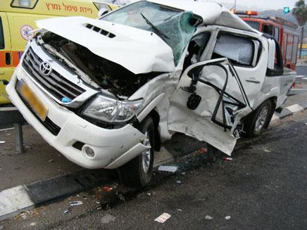 צעירים נפגעים הכי הרבה בתאונות דרכים (צילום: פוראת נסאר)