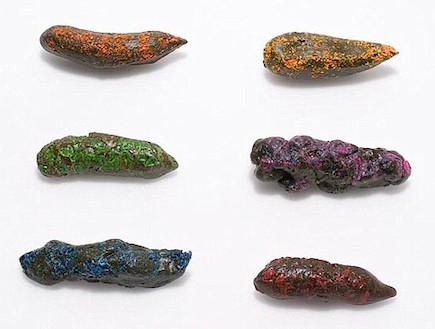 יוגורט שמשנה את צבע הקקי (צילום: dailymail.co.uk)