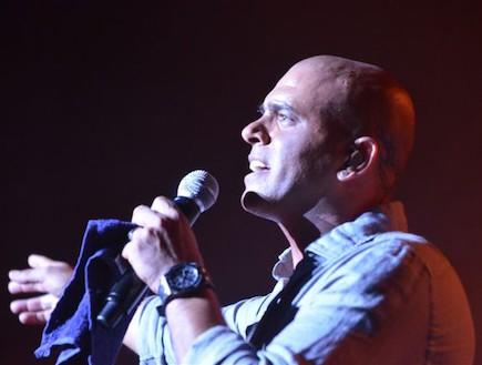 תמונה אייל גולן קיסריה 2012 (צילום: זהר צברי)