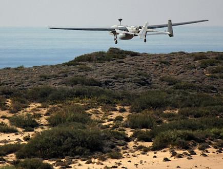 """כטבם בטיסה שגרתית (צילום: דובר צה""""ל, באדיבות גרעיני החיילים)"""