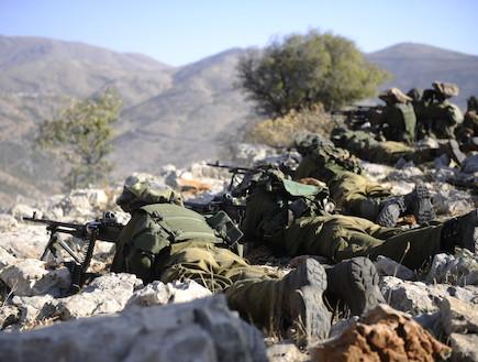 """אימון צלפים (צילום: דובר צה""""ל, באדיבות גרעיני החיילים)"""