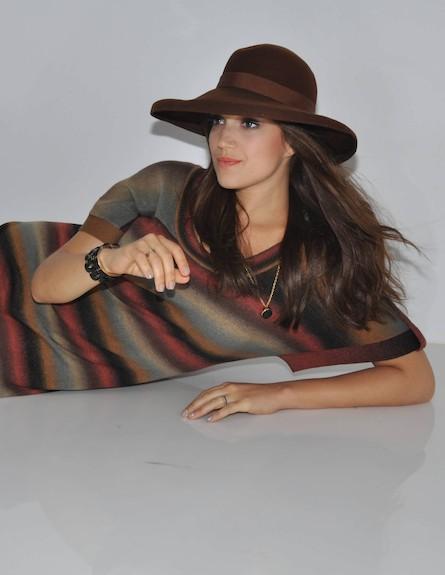 מרינה מקסימיליאן בלומין לעונות יוני 2012 (צילום: צ'ינו פפראצי)