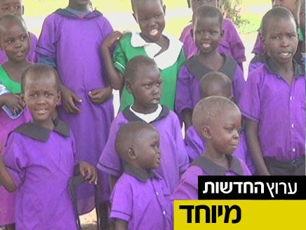מחנה פליטים סודן