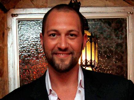 גומא אגייאר, הבעלים של קבוצת הכדורסל הפועל ירושלים (צילום: חדשות 2)