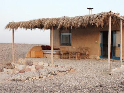 קרן שביט -מדבר (צילום: גלית דוטיש)