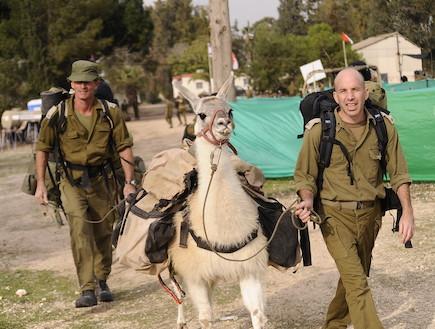 """למה וחיות אחרות2 (צילום: במחנה, עיתון """"במחנה"""")"""