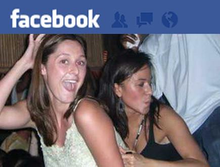 בחורות שיכורות בפייסבוק (צילום: אילוסטרציה)