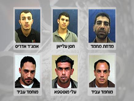 חברי החוליה שנעצרו (צילום: חדשות 2)