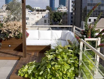 גג במרכז תל אביב