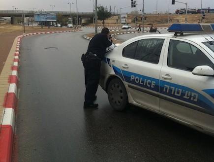 שוטרים (צילום: שי לוי)