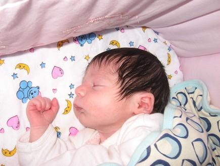 תמר התינוקת - סיפורי הצלחה (צילום: תומר ושחר צלמים)