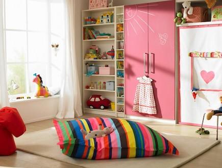 חדר ילדים (צילום: מתוך האתר: pinterest.com)