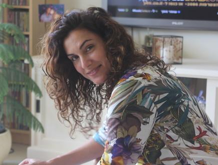 מאיה זמיר-ארדיטי בהריון (צילום: תומר ושחר צלמים)