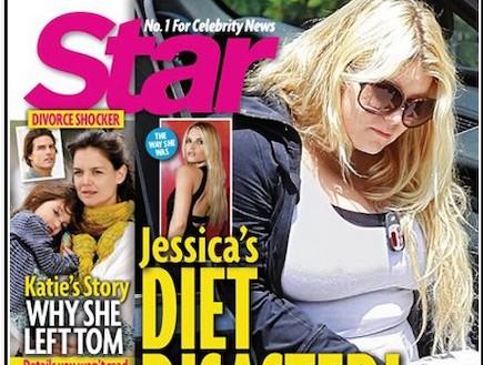 ג'סיקה סימפסון שמנה