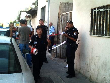 החשוד נעצר כשברשותו סכין. ארכיון (צילום: עזרי עמרם)
