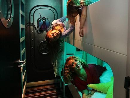 חדרי השינה מעוצבים